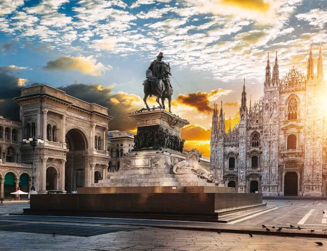 City Break in Milano la 93 euro/p (zbor direct + 3 nopti de cazare)