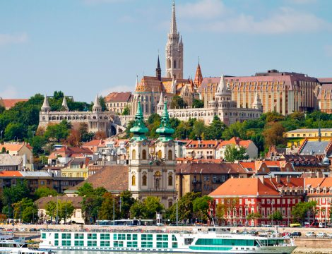 City Break in Budapesta la 73 euro/p (zbor direct + 3 nopti de cazare)