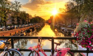 City Break in Amsterdam la 185 euro/p (zbor direct + 3 nopti de cazare)