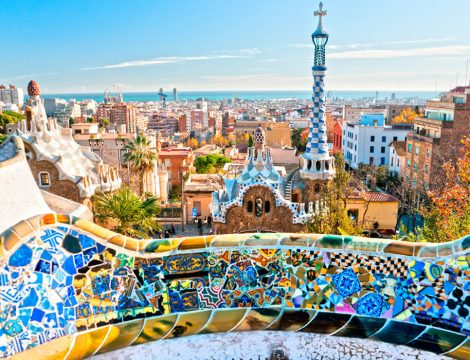 City Break in Barcelona la 134 euro/p (zbor direct + 3 nopti de cazare)