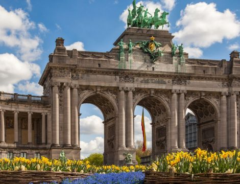 City Break in Bruxelles la 123 euro/p (zbor direct + 3 nopti de cazare)