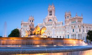Weekend prelungit in Madrid la 128 euro/p (zbor direct + 3 nopti de cazare)
