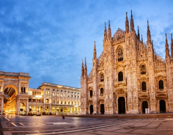 City Break in Milano la 105 euro/p (zbor direct + 3 nopti de cazare)