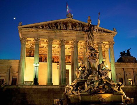 City Break in Viena la 115 euro/p (zbor direct + 3 nopti de cazare)