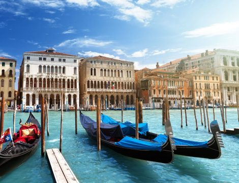Weekend prelungit in Venetia la 84 euro/p (zbor direct + 3 nopti de cazare)