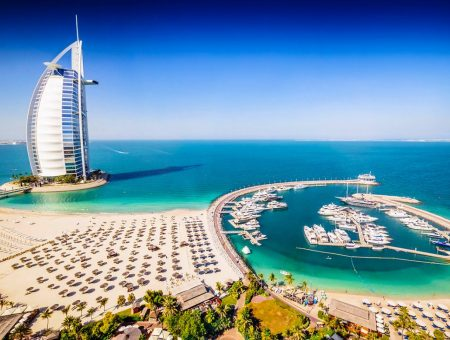 City Break in Dubai la 202 euro/p (zbor direct + 3 nopti de cazare)