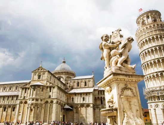 City Break in Pisa la 138 euro/p (zbor direct + 3 nopti de cazare)