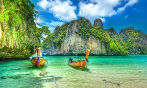 Vacanta in Phuket (bonus o noapte in Londra) la doar 640 euro/p (zbor + cazare 14 nopti)