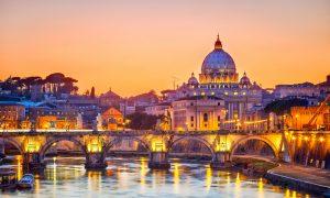 Mini-vacanta la Roma cu numai 97 euro/p (zbor direct + 4 nopti de cazare)
