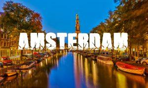 BOOM: City break Amsterdam + o noapte bonus in Bruxelles la 128 euro/p (zbor + 4 nopti de cazare + transfer)