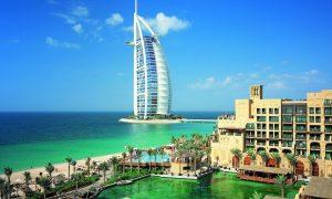 Vacanta in Dubai la mijlocul lui martie cu 368 euro/p (zbor + 5 nopti de cazare la hotel de 4*)