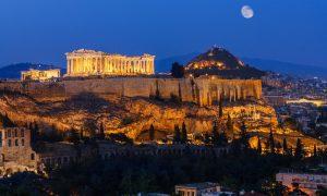 1 Martie la Atena cu doar 89 euro/p (zbor + 3 nopti de cazare cu mic dejun inclus)
