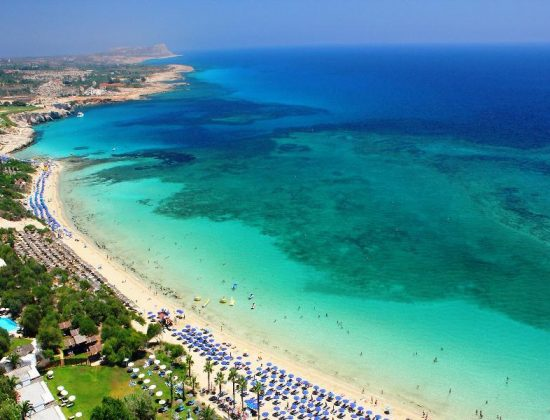Vacanta de vara in Cipru la doar 174 euro/p (zbor + 6 nopti de cazare)