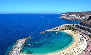 Vacanta in Las Palmas (Gran Canaria) la doar 287 euro/p (zbor + cazare 7 nopti)