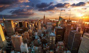 Bucuresti – New York la 428 euro/p