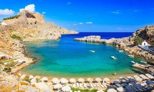 Vacanta in Rodos la doar 120 euro/p (zbor + 6 nopti de cazare)