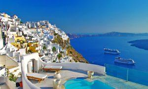 Sejur pe insula Santorini la doar 181 euro/p (zbor + cazare 7 nopti) – bonus o zi in Atena