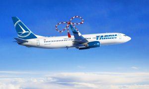 Promotie Tarom: bilete de la 79 euro/p dus-intors