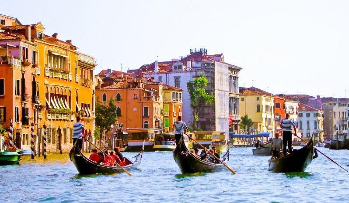 City break Venetia la doar 159 euro/p (zbor + 3 nopti de cazare)