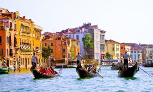 Week-end prelungit in Venetia de la 75 euro/p (zbor direct + 4 nopti de cazare)