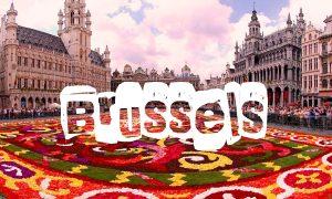Escapada in Bruxelles de la doar 94 euro/p (zbor + 3 nopti de cazare)