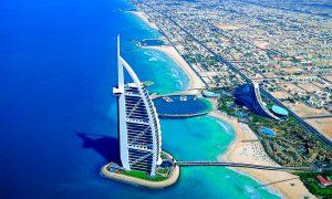 Vacanta de Dragobete in Dubai la 254 euro/p (zbor direct + 6 nopti de cazare + mic dejun)