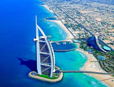 Vacanta in Dubai la 275 euro/p (zbor direct + 5 nopti de cazare)