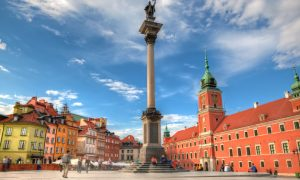 Mini vacanta in Varsovia la 82 euro/p (zbor direct + 2 nopti de cazare)