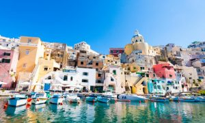 Vacanta in Napoli la 150 euro/p (zbor direct + 7 nopti de cazare)