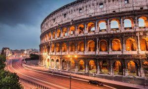 3 zile la Roma cu doar 73 euro/p (zbor direct + cazare)