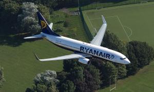 Ryanair anunta zborurile prin conexiune
