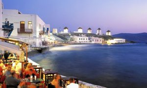 Vacanta pe Party Island (Mykonos) la doar 225 euro/p (zbor + 5 nopti de cazare)