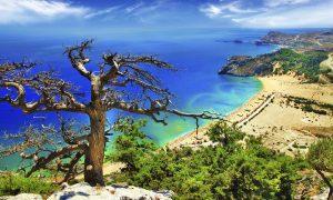 Vacanta pe insula Rodos cu 199 euro/p (zbor + cazare)