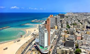 City Break in Tel Aviv la 123 euro/p (zbor direct + 3 nopti de cazare)