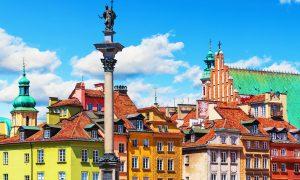 Mini vacanta in Varsovia la 94 euro/p (zbor + 3 nopti de cazare)