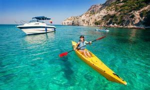 Vacanta pe insula Corfu la doar 165 euro/p (zbor + 5 nopti de cazare)