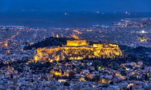 City Break in Atena la doar 85 euro/p (zbor + cazare)