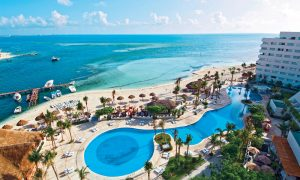 Vacanta de vis in Cancun (Riviera Maya) cu 964 euro/p (zbor + transfer + 7 nopti de cazare in regim all inclusive la hotel de 5 stele)