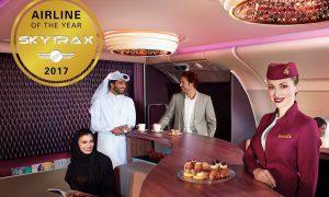 Qatar Airways castiga titlul de cea mai buna companie aeriana din lume