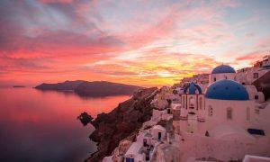Vacanta in Santorini la doar 156 euro/p (zbor + 5 nopti de cazare)