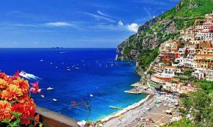 Mini vacanta pe Coasta Amalfi cu numai 156 euro/p (zbor + transfer + 4 nopti de cazare cu mic dejun inclus)