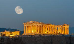 Atena, destinația de vacanta din care te intorci mai intelept