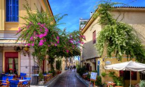 Vacanta la Atena la 129 euro/p (zbor direct + 6 nopti de cazare)