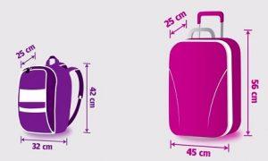 Wizzair schimba politica bagajelor de mana la bordul avioanelor