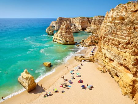 Vacanta in Algarve la 225 euro/p (zbor + 7 nopti de cazare)