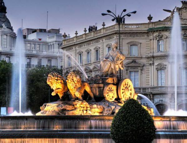 Vacanta in Madrid la 136 euro/p (zbor direct + 4 nopti de cazare)