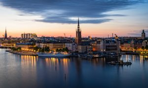 City Break in Stockholm la 119 euro/p (zbor direct + 3 nopti de cazare)