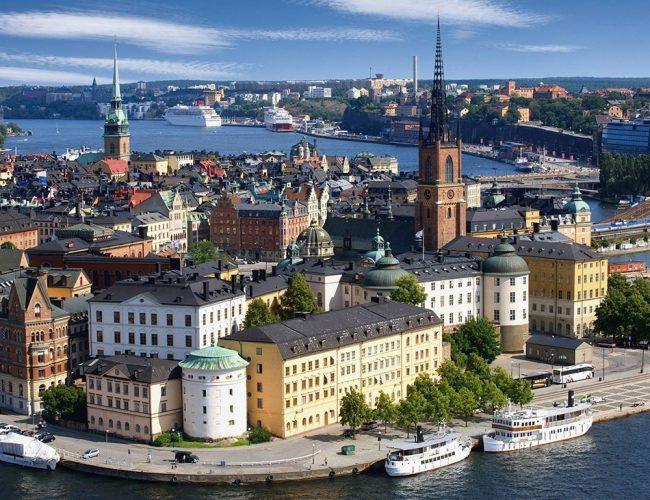 City Break in Stockholm la 132 euro/p (zbor direct + cazare + mic dejun)