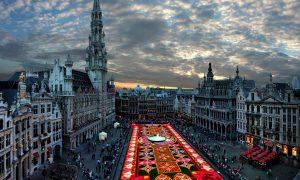 Mini vacanta in Bruxelles la 116 euro/p (zbor + 3 nopti de cazare)