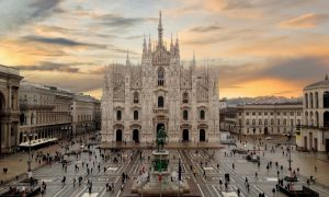 Top 10 obiective turistice in Milano